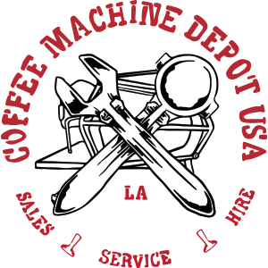 Coffee Machine Warehouse USA Logo